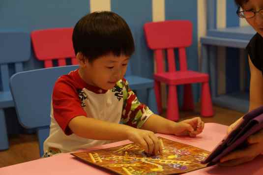 Using board games to teach Chinese