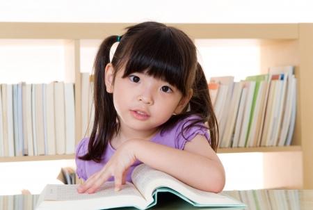 20085638 - asian girl reading